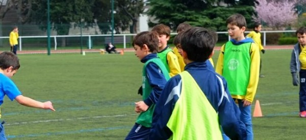 ecole foot